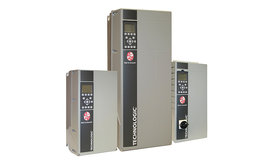 Bell & Gossett TECHNOLOGIC series intelligent pump controller