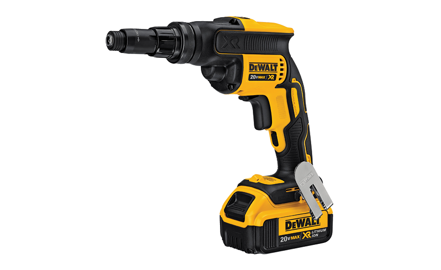 DeWalt Versa-Clutch Adjustable Torque Screwgun
