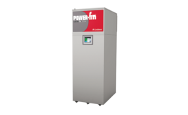 Lochinvar Power-Fin high-efficiency commercial boiler