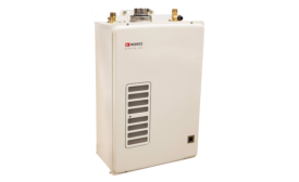 Noritz EZTR40 residential condensing tankless water heater