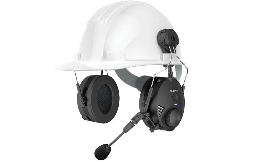 Sena Technologies Tufftalk Bluetooth earmuff | 2016-10-30