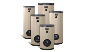 Weil-McLain Aqua PLUS line of indirect-fired water heaters
