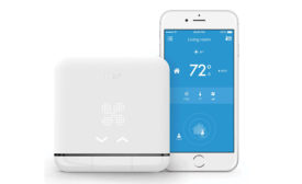 Tado wall unit controller