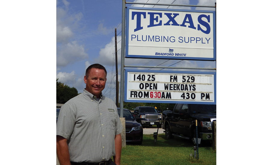 PM 2016 Supply House of the Year: Texas Plumbing Supply