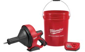 Milwaukee Tool cordless M12 Drain Snake