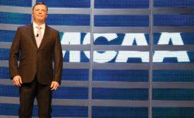 Tom Stone, outgoing MCAA president