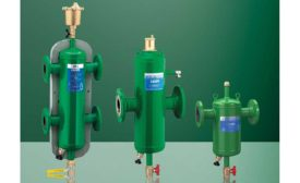 Caleffi air and dirt separators