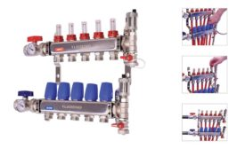 Legend stainless steel manifold series