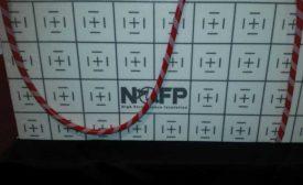 NOFP radiant floor insulation