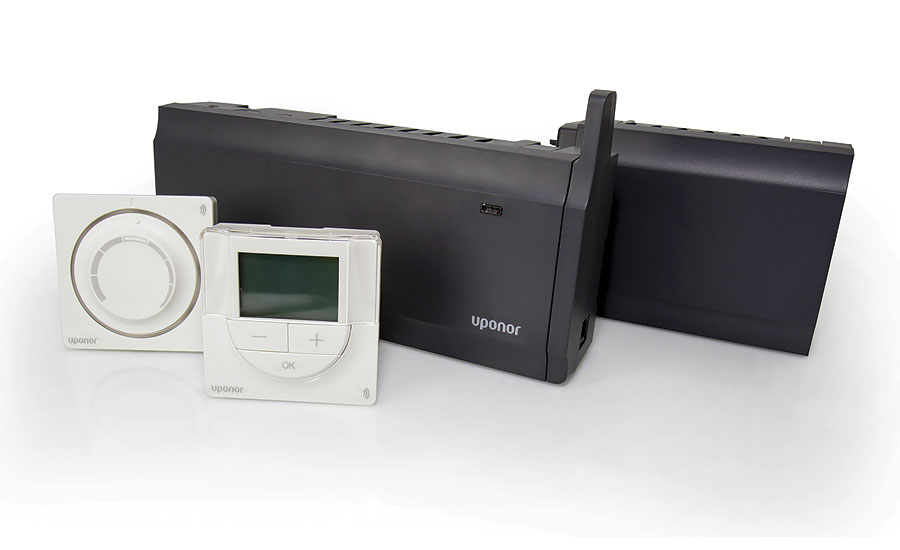 Uponor Climate Control Zoning System II