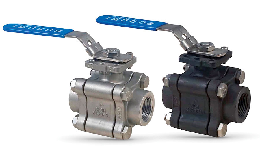 Bonomi 630 (Carbon) and 730 (Stainless) Series ball valves