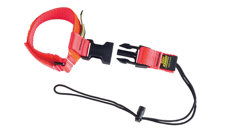 Gear Keeper Retractable Wrist Lanyards