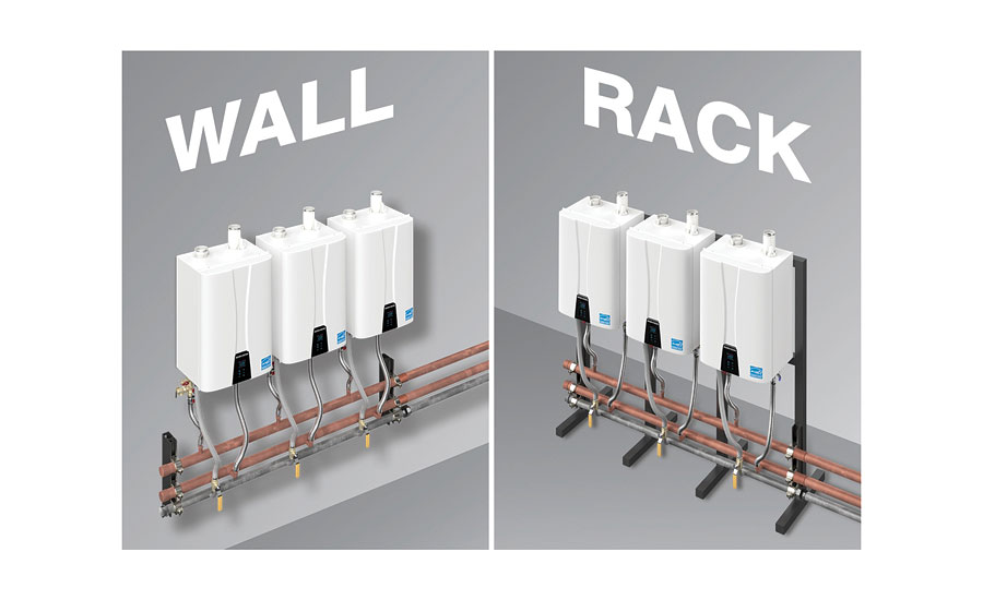 Navien Ready-Link Manifold System for NPE Tankless Water Heaters