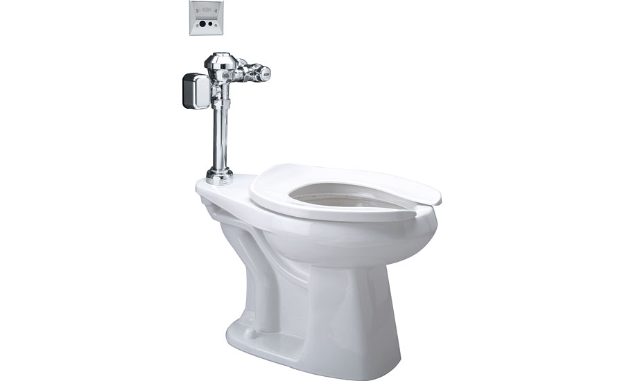 Zurn's EcoVantage High Efficiency Toilet Systems