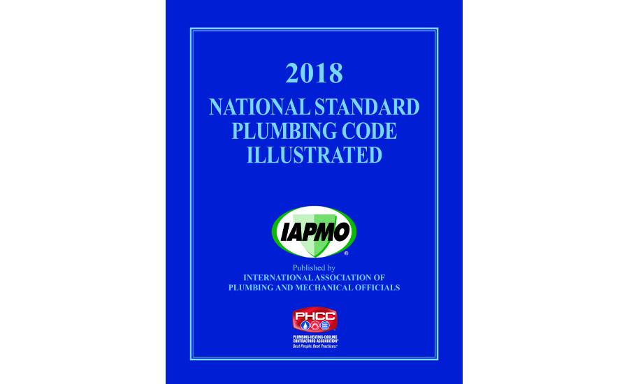 Iapmo announces 2018 edition of national standard plumbing code 1217webiapmo illustrated fandeluxe Gallery