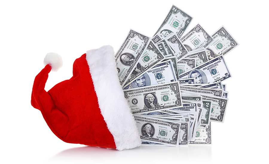 How to plan for holiday bonuses