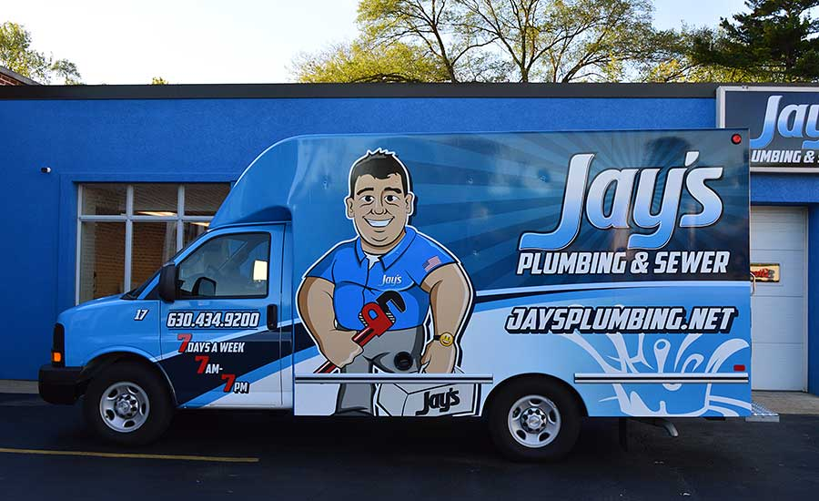 Truck of the Month: Jay's Plumbing, Downers Grove, IL
