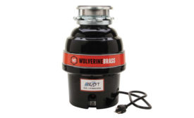 Professional Plumbing Group's The Beast Garbage Disposal by Wolverine Brass