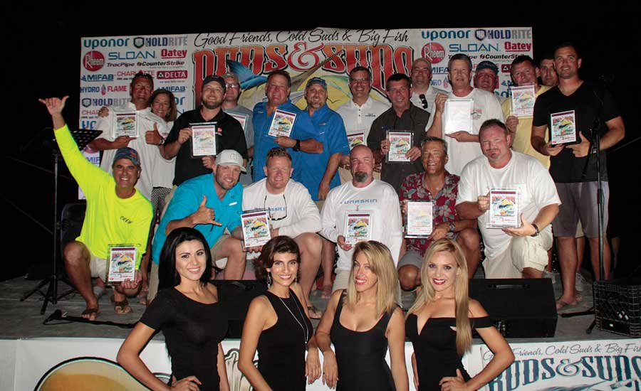 2016 Buds & Suds Contractor Invitational draws contractors, manufacturers to Mexico
