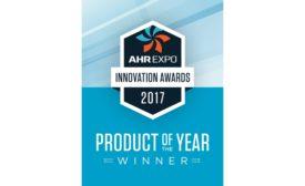 2017 AHR Expo Innovation Awards