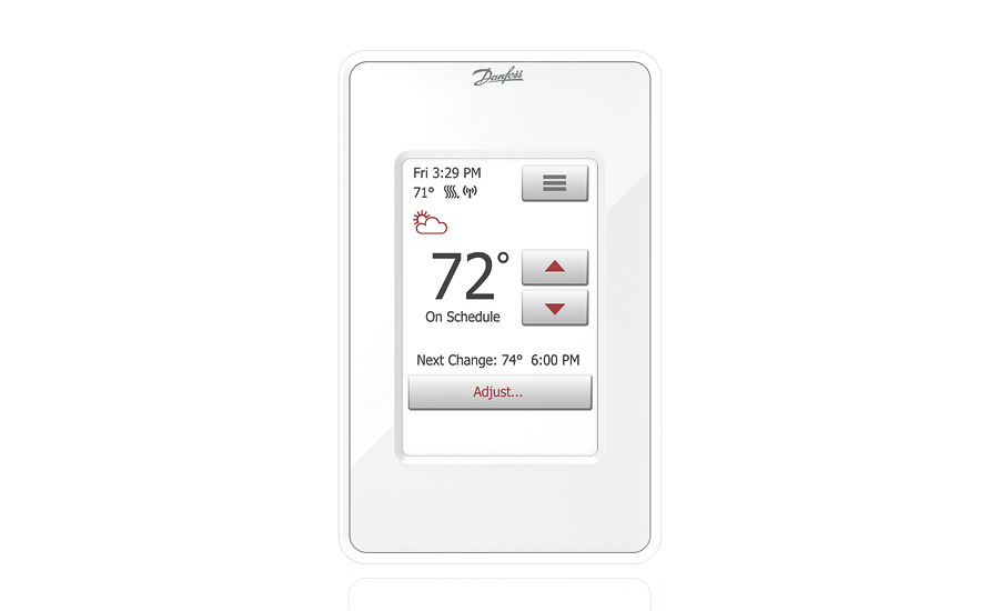 Danfoss LX205T Wi-Fi Touch Thermostat
