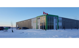 Axiom is now located at 3603 Burron Avenue in Saskatoon, SK.