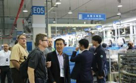 Navien hosted its first-ever trip for North Americans to the Republic of Korea in October 2016