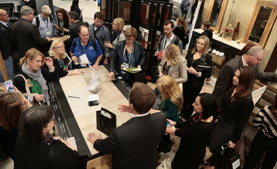 Kbis ibs co locate for annual design construction week for Las vegas kitchen and bath show