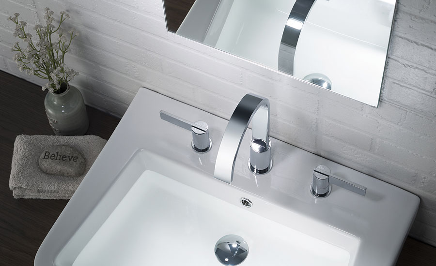 Isenberg bath fixtures (KBIS/IBS Preview)