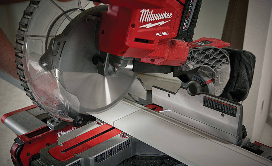 Milwaukee Tools M18 Fuel 10 Inch Miter Saw 2017 01 12