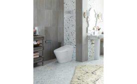 DXV SpaLet AT200 dual-flush toilet