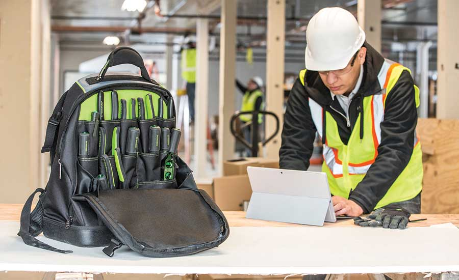Greenlee Textron Next Generation tool bags