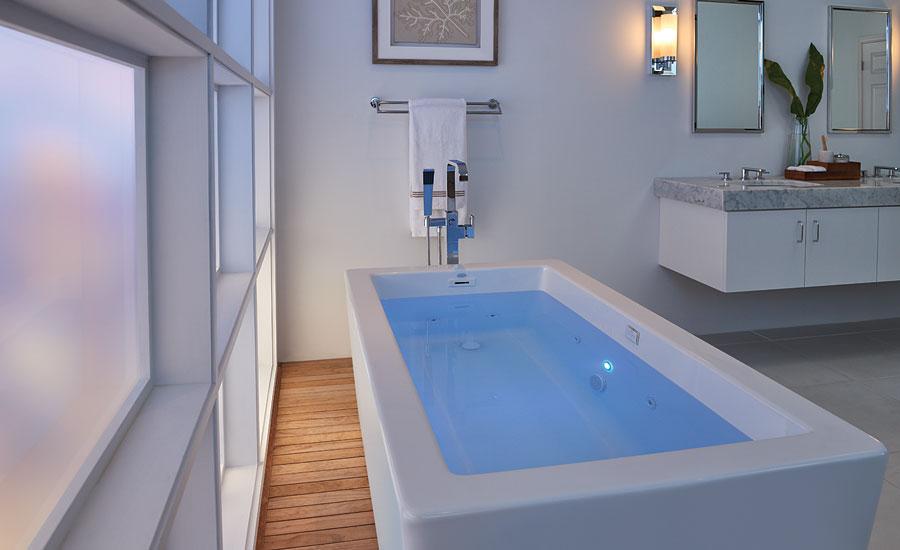 Jacuzzi Luxury Bath Bianca whirlpool bathtub   2017-06-21 ...