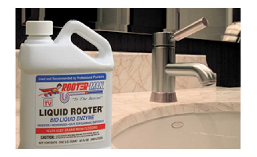 Rooter-Man Liquid Rooter