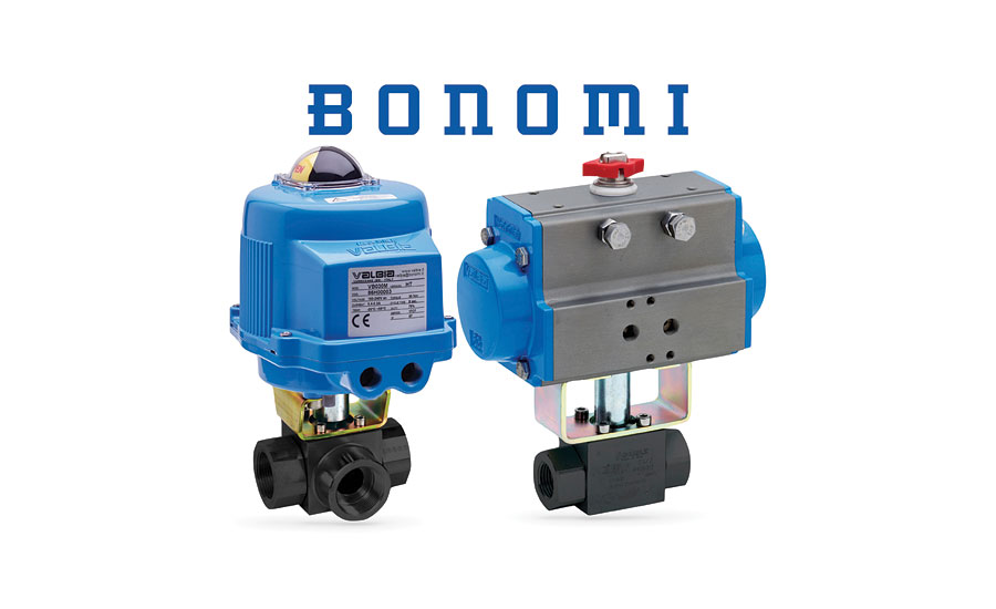 Bonomi hydraulic application valves