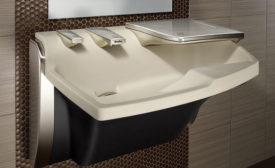 Bradley Advocate AV-Series handwashing system