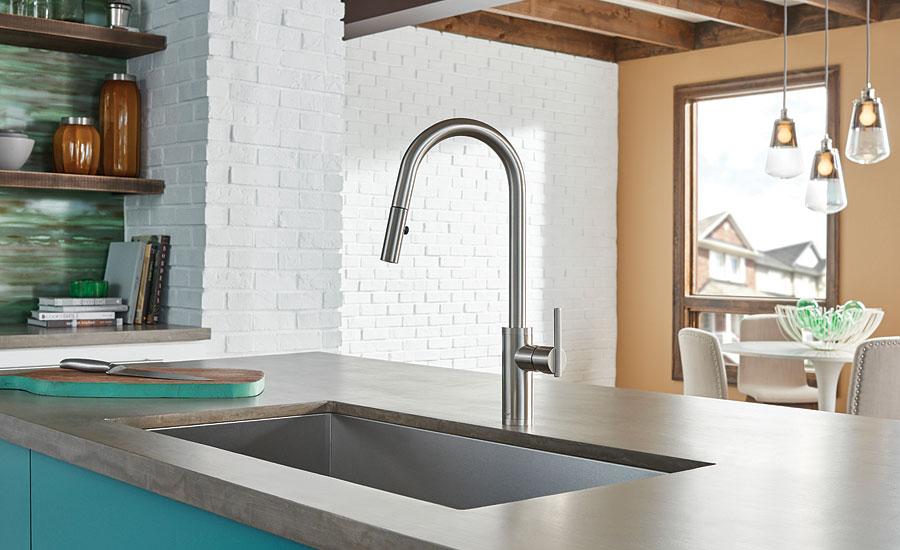 Danze Parma Café kitchen faucet | 2017-05-23 | Plumbing and Mechanical