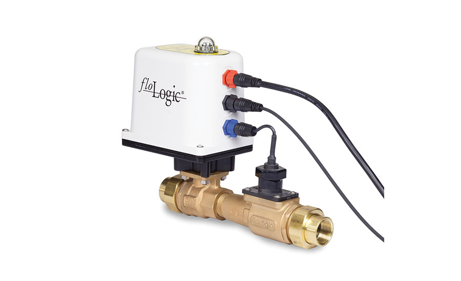 FloLogic intelligent leak detection
