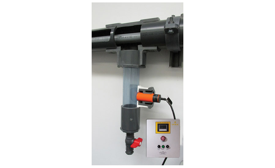 IPEX Centra-Guard leak detection system