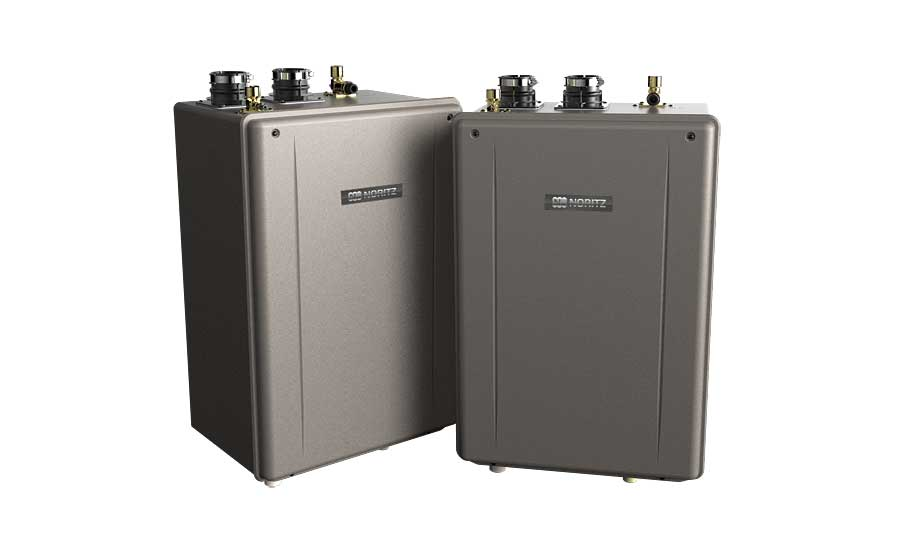 Noritz Ez Series High Efficiency Tankless Water Heaters