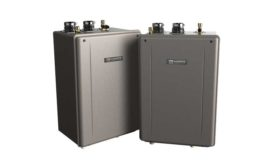 Noritz EZ Series high-efficiency tankless water heaters