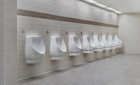 Sloan HYB-series hybrid urinals