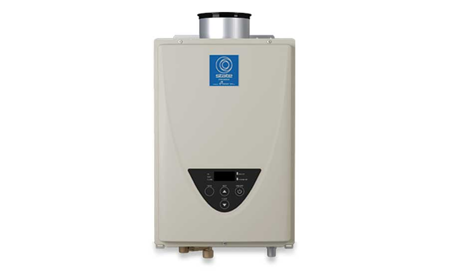 State Water Heaters Concentric Venting Tankless