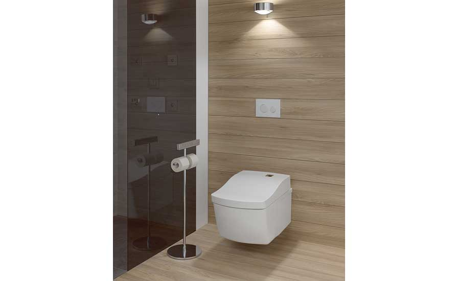TOTO wallhung toilet 20170523 Plumbing and Mechanical