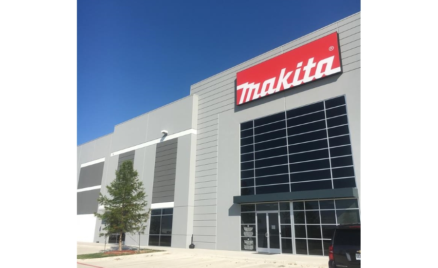 Makita USA opens Wilmer, Texas facility