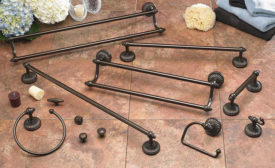 Top Knobs bath hardware collections