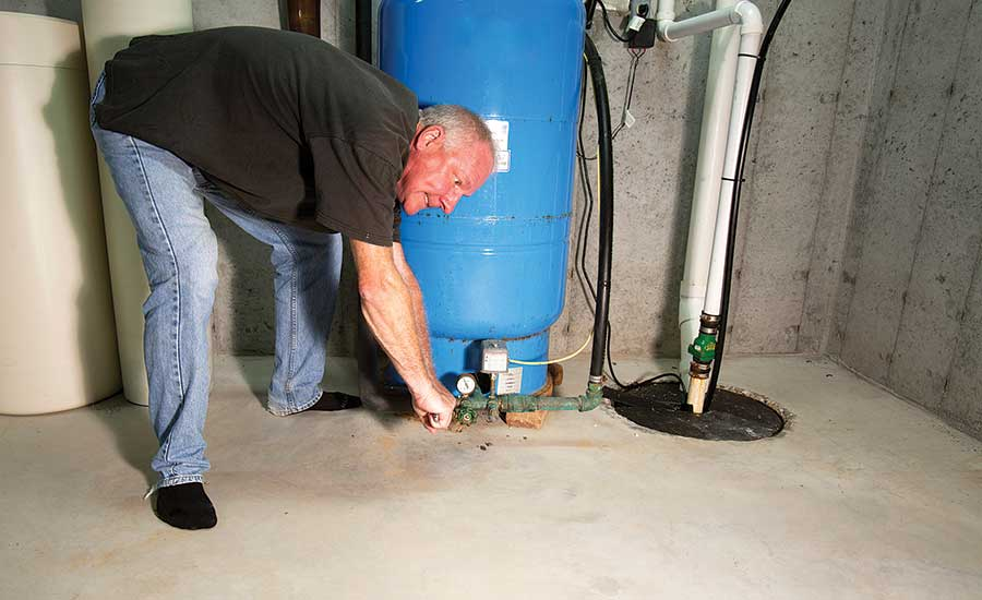 Tips for installing sump pumps