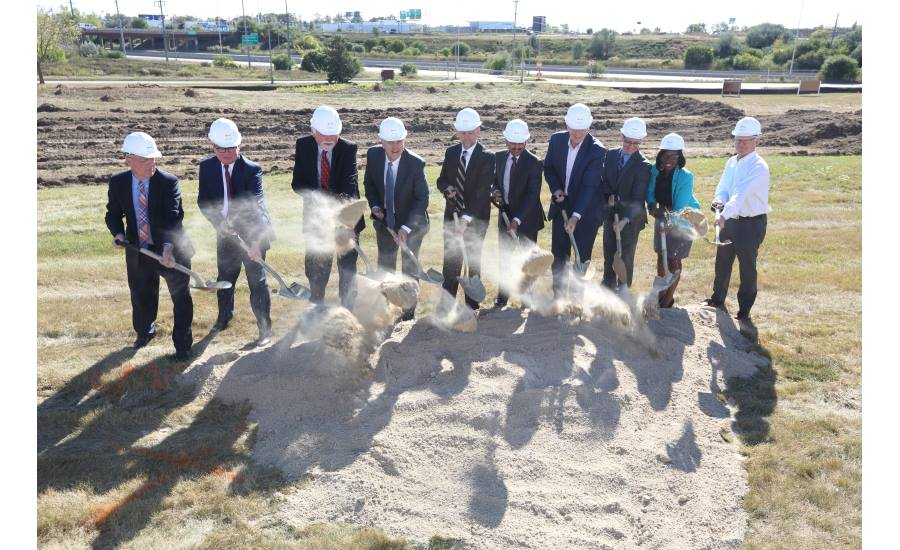 A. O. Smith breaks ground on new corporate research center