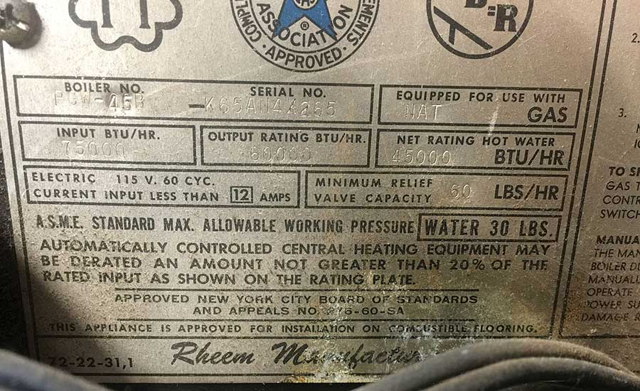 Why is the relief valve leaking? | 2017-10-31 | Plumbing and Mechanical