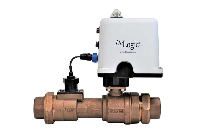 "FloLogic System with 1.5"" flow path"